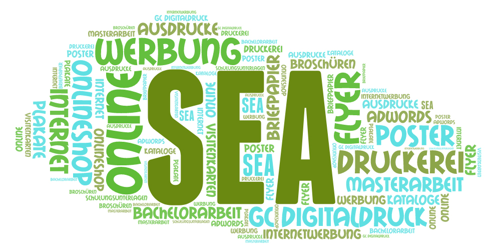 SEA GC Digitaldruck